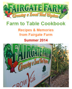 Farm-to-Table-Recipe Book