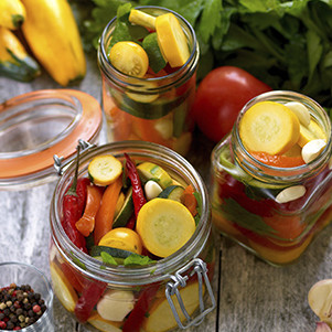 Quick-Pickling Workshop