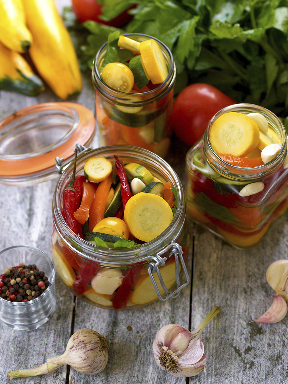 pickling-canning